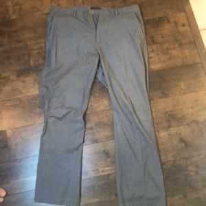 Banana Republic Light Gray Dress Pants